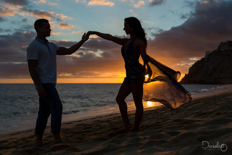 Cabo Wedding Engagement