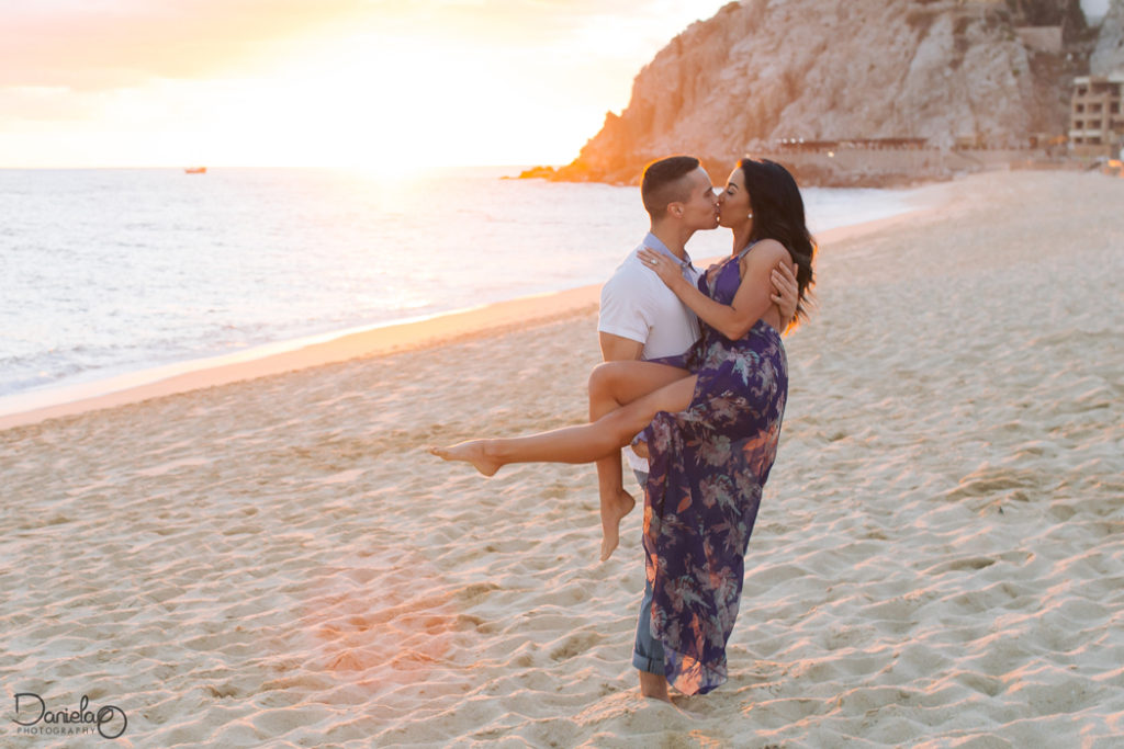 Cabo Wedding Engagement