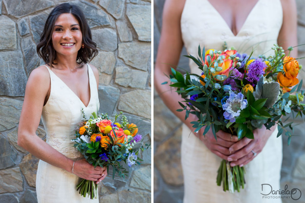Rancho Pescadero Wedding Cabo Bouquet