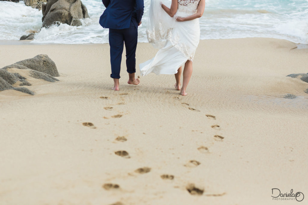 Los Cabos Pedregal Wedding Photographer