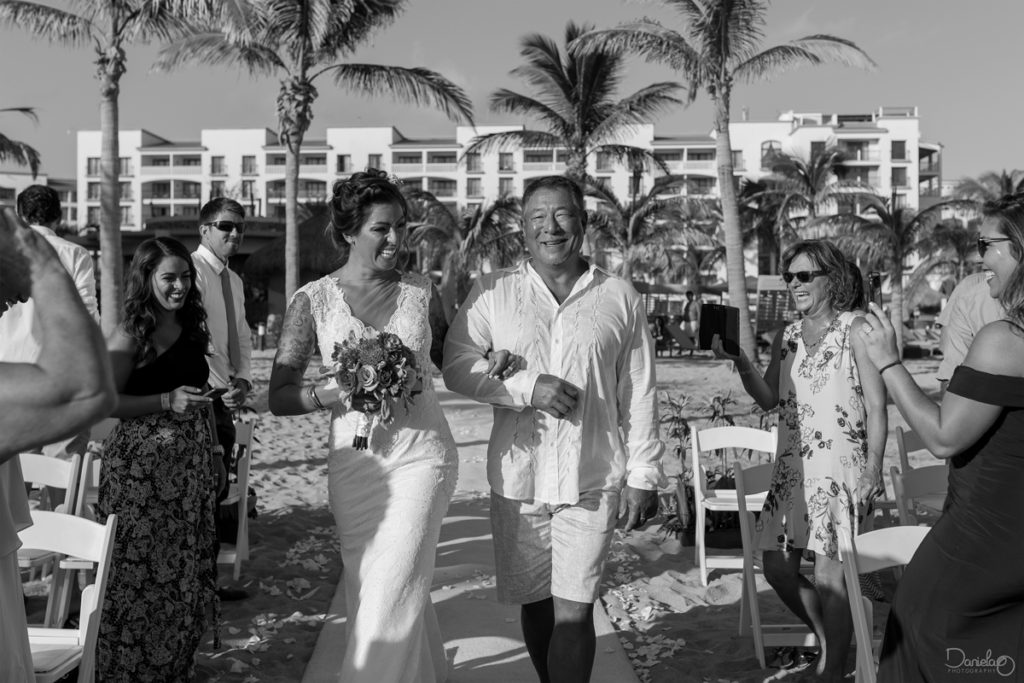 Cabo Wedding Hyatt Ziva Los Cabos