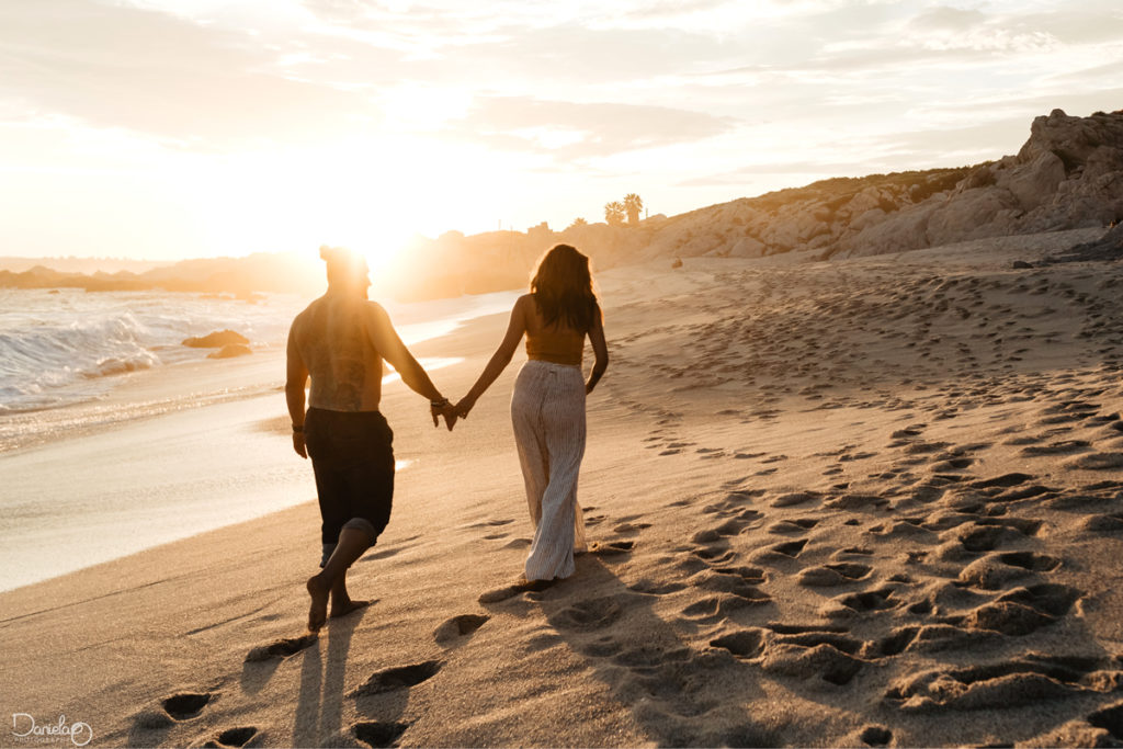 The Cape Beach Photo Session from Cabo Wedding Photography