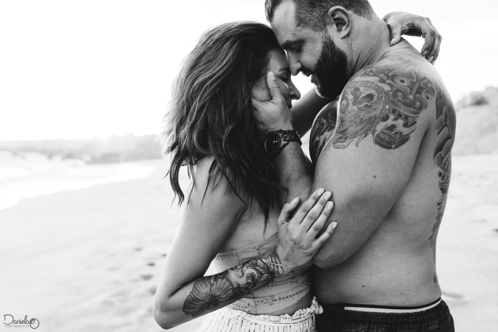 Beach Session with Los Cabos Wedding Photographer at The Cape Hotel