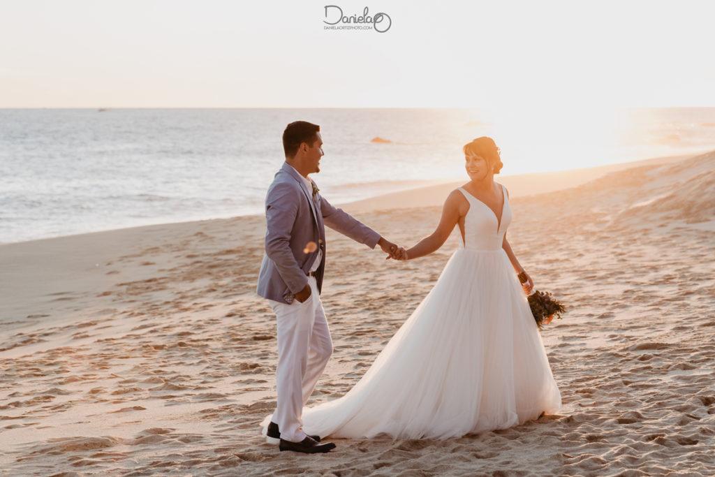 Pedregal Wedding in Los Cabos Photographer