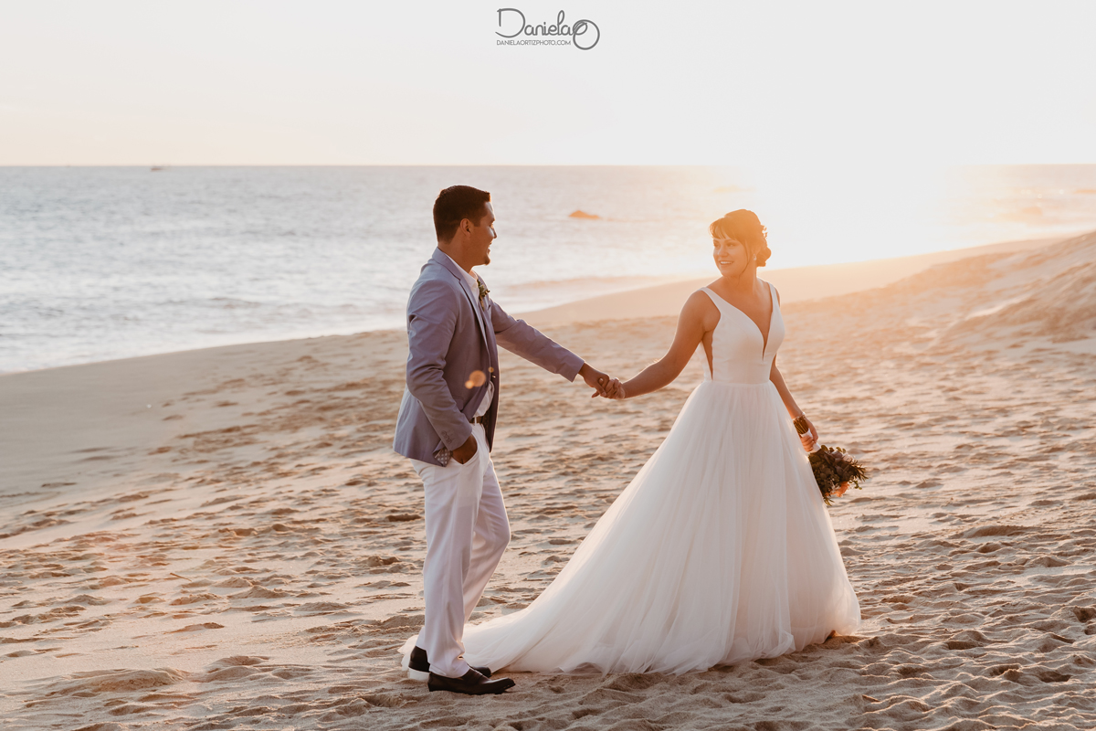 Pedregal Wedding in Cabo