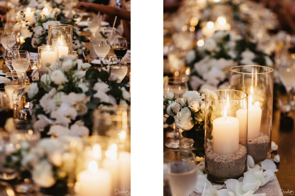 Cabo Wedding Photographer Hilton Deco Flowers