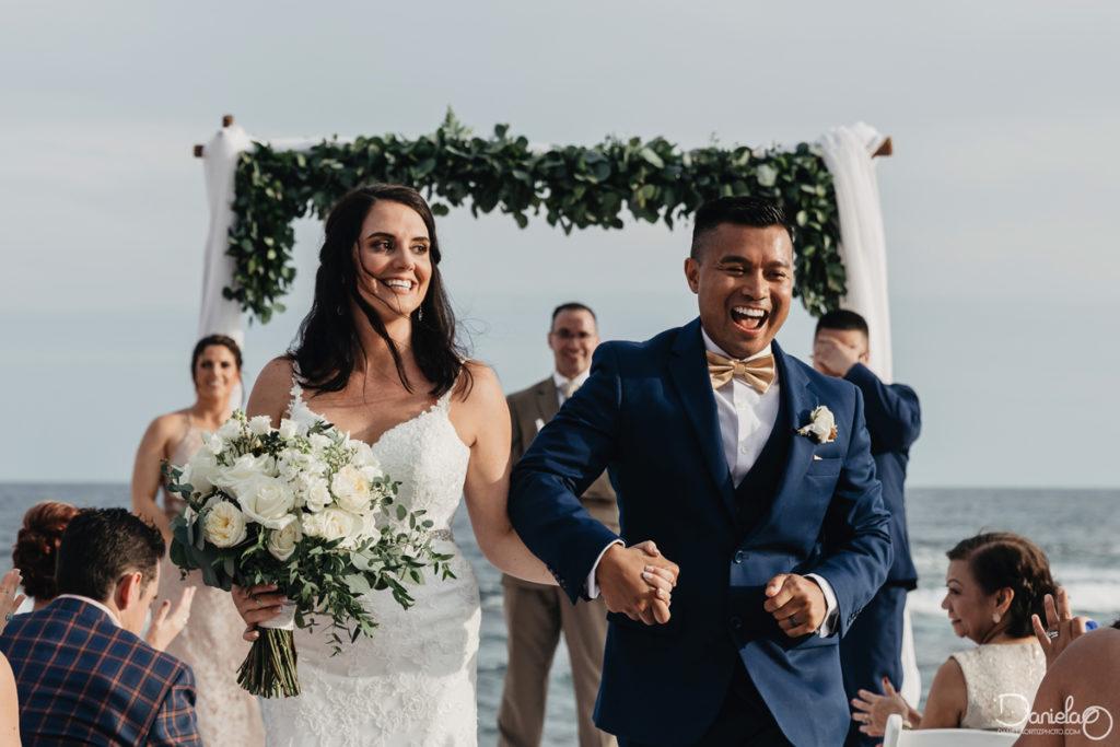 Wedding Ceremony at Destination Wedding by Karla Casillas Photo Daniela Ortiz
