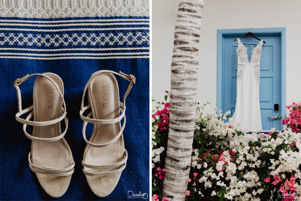 Dress Destination Wedding Mar del Cabo Photographer