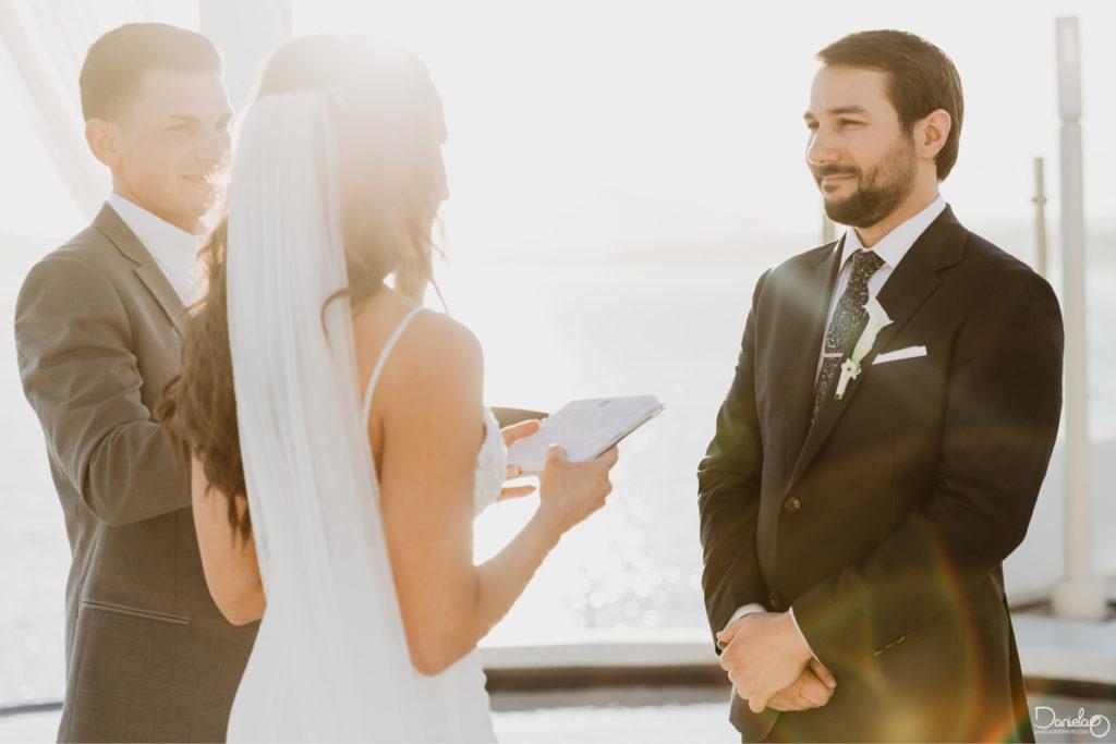 Wedding Sunset Monalisa Cabo Mexico Photographer