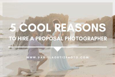 Proposal Photographer Cabo San Lucas