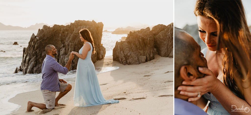 Surprise Proposal Photographer Los Cabos