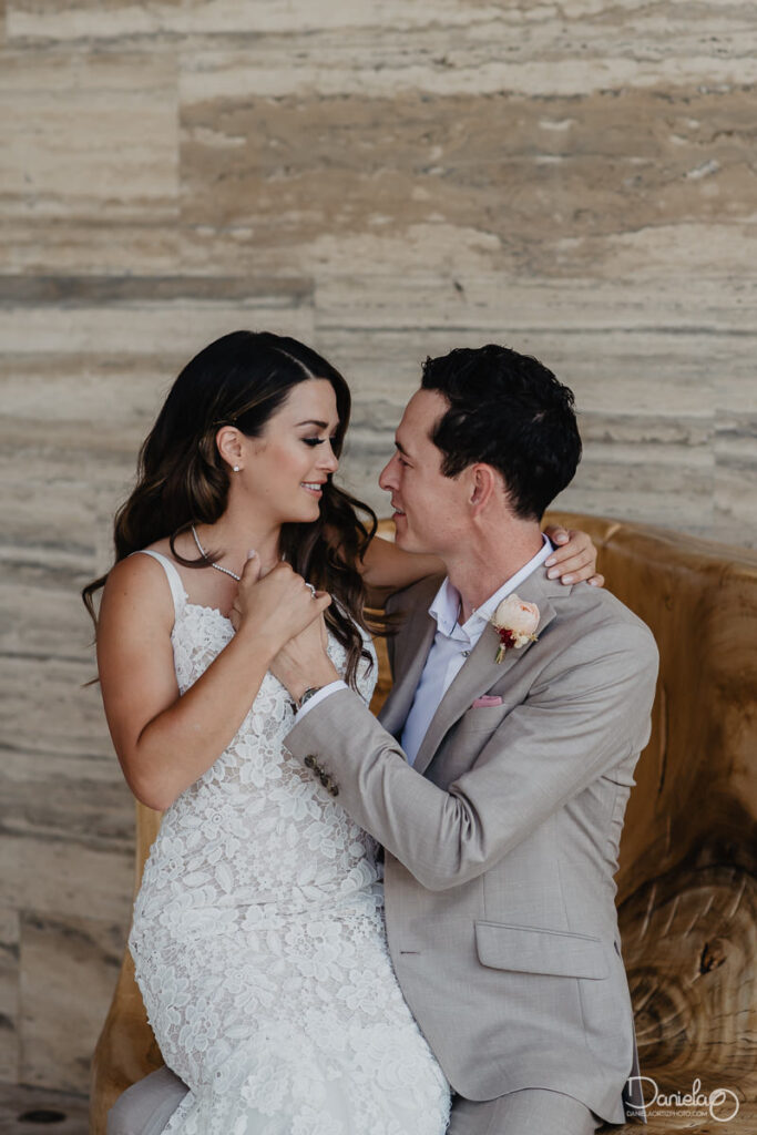Boho wedding at Solaz Cabo Karla Casillas