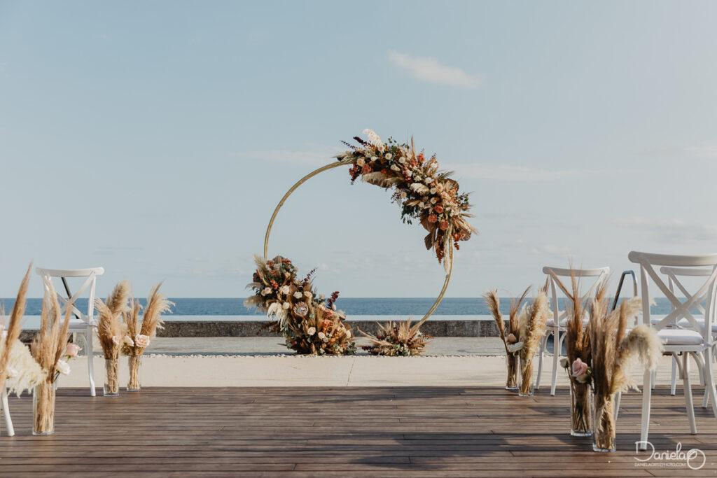 Boho wedding Jupa at Solaz, Cabo San Lucas