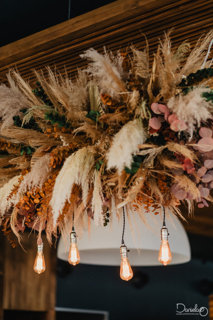 Decorations los Cabos Boho wedding