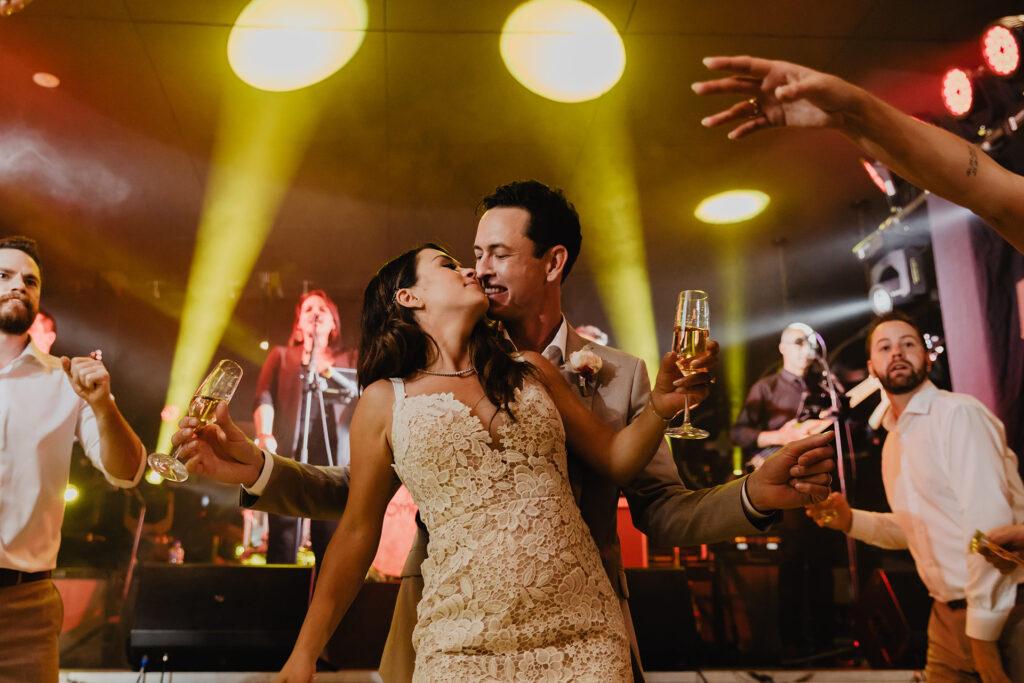 dancing dj Los Cabos Boho wedding