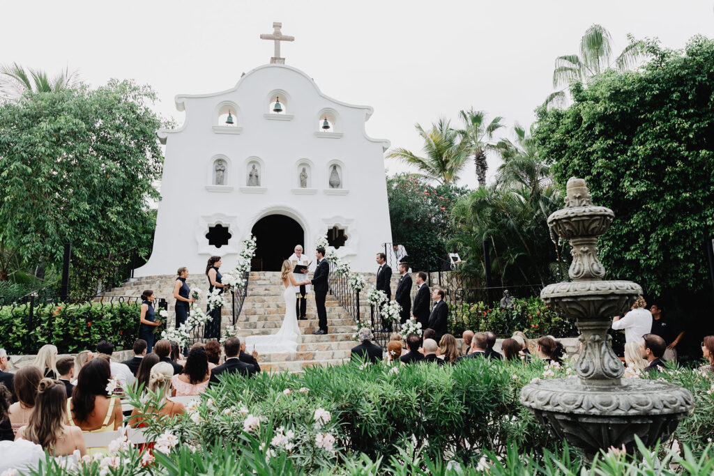 Luxury wedding at One&Only Palmilla Cabo